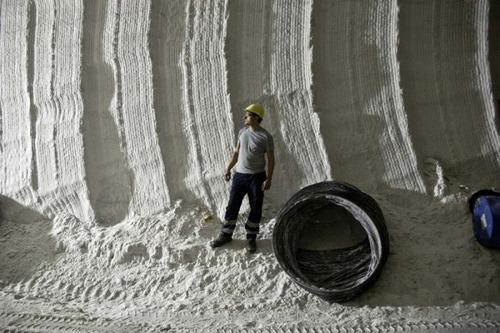 塩の洞窟!シチリア島にある岩塩の鉱山が神秘的で凄い!!の画像(14枚目)