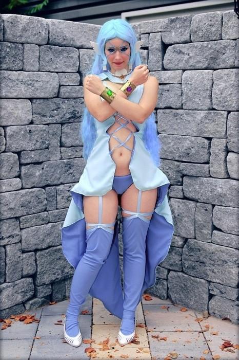 本当に超美人の海外の女の子(Enji Night)のコスプレーヤーのコスプレの画像の数々!!の画像(40枚目)