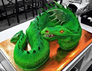 【画像】素晴らしすぎて食欲は起きないアートなケーキが凄い!!の画像(30枚目)
