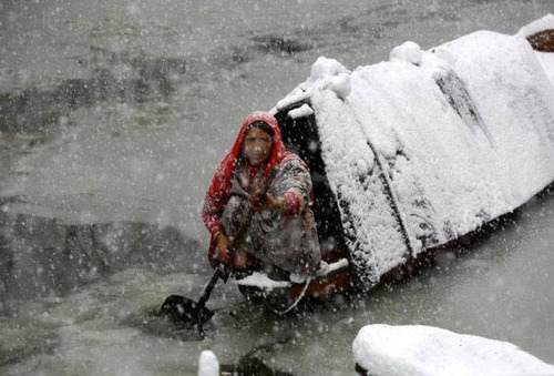 海外の凄まじい冬の寒さの画像(5枚目)