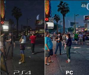 PS4とパソコンのグラフィックを同じゲームで比較した結果!!の画像(12枚目)