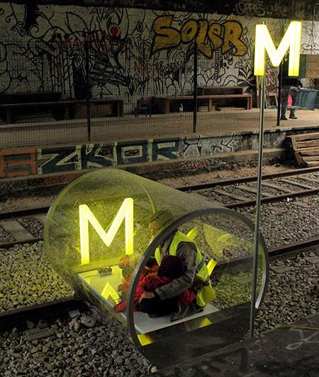 一人乗りの電車の画像(4枚目)