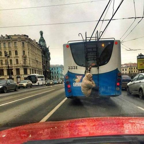 何てことは無いロシアの日常がやっぱりロシアという感じの画像の数々!!の画像(15枚目)