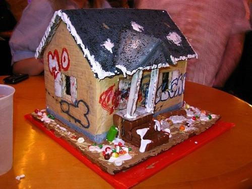 【画像】お菓子でできた家やジオラマが凄い!!の画像(5枚目)