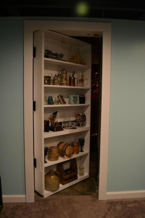 【画像】隠し扉!秘密の部屋!そんな男のロマンがある家!!の画像(3枚目)