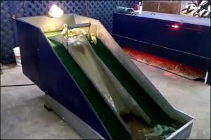 子供のアヒル用の滑り台の画像_000005813