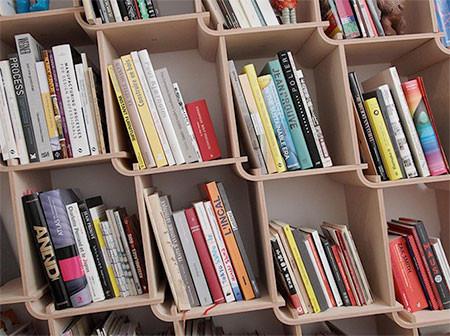 どんどん増やしてどんどん減らせる!超便利そうな本棚が凄い!!の画像(8枚目)