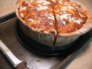 【画像】凄まじいカロリー!ピザだけどピザのような何かの作り方wwの画像(23枚目)