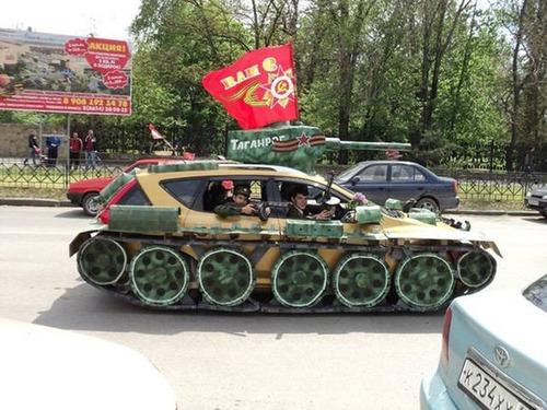 期待を裏切らないロシアの日常風景の画像の数々wwwwの画像(2枚目)
