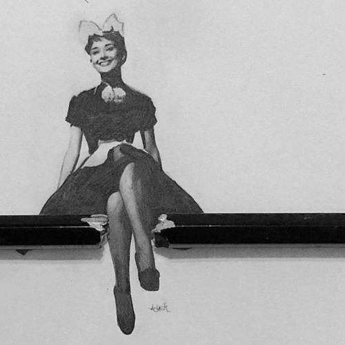 鉛筆やシャーペンで描いた小さいけど凄いクオリティの画像の数々!!の画像(6枚目)