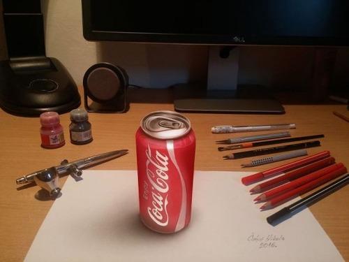 飛出す3Dのイラストの画像(5枚目)