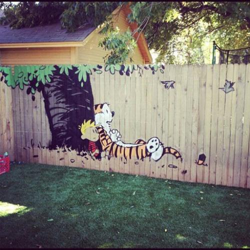 面白いちょっと魅力的な塀や柵をしている家の画像の数々!!の画像(24枚目)