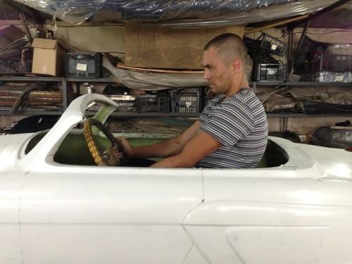 【画像】職人が本気で作った子供用の自動車が凄いwwwの画像(38枚目)