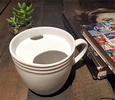 ドーナツが冷めにくくなるコーヒーカップの画像(6枚目)