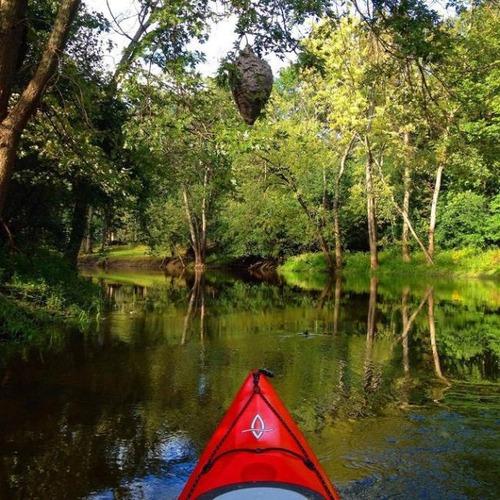 カヤック(カヌー)に乗る理由がわかる川沿いの風景の画像の数々!!の画像(30枚目)