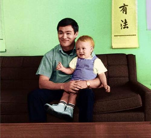 ブルース・リーの幸せそうな私生活の画像の数々!!の画像(23枚目)