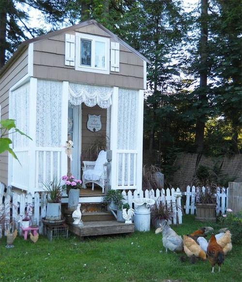 ロマンあふれる!心落ち着く小さな別荘の画像の数々!!の画像(22枚目)