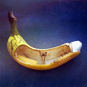 【画像】バナナに絵を描くアートがさらに進化しているwwの画像(19枚目)