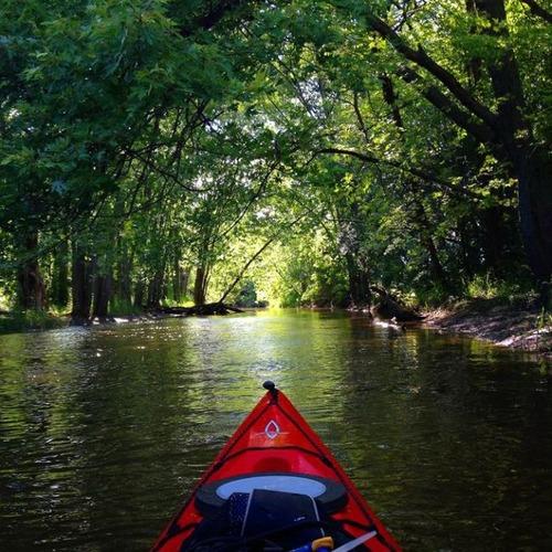 カヤック(カヌー)に乗る理由がわかる川沿いの風景の画像の数々!!の画像(19枚目)