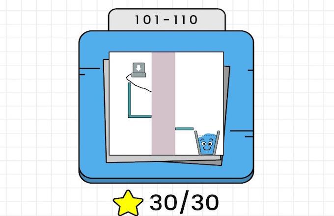 ハッピーグラス 攻略 101〜110