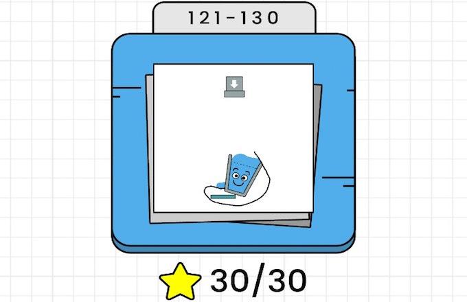 ハッピーグラス 攻略 121〜130