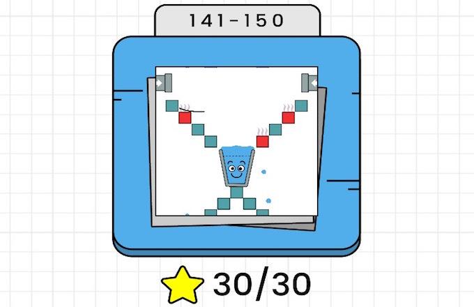 ハッピーグラス 攻略 141〜150