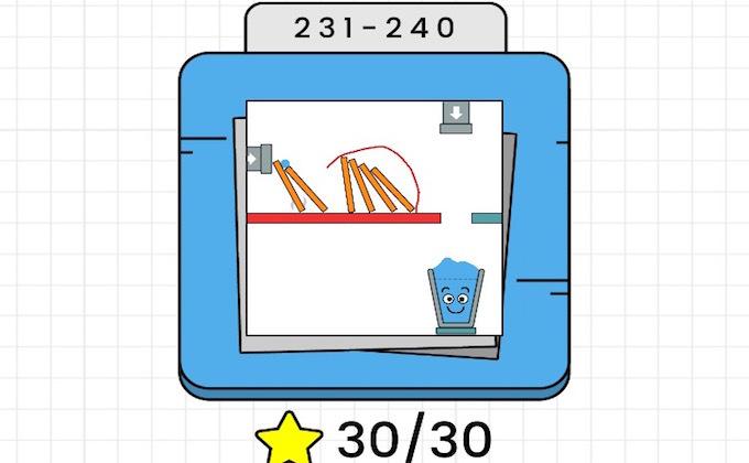 ハッピーグラス 攻略 231〜240