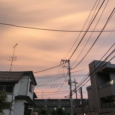 あかね雲2