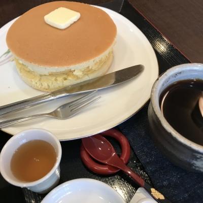 懐かしホットケーキ2