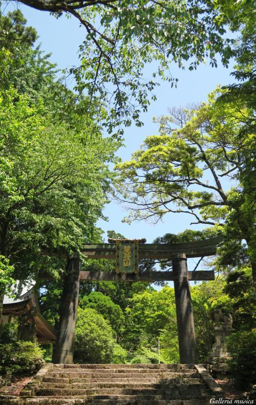 英彦山神宮1