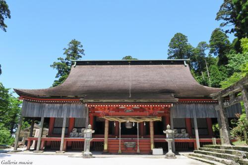 英彦山神宮5