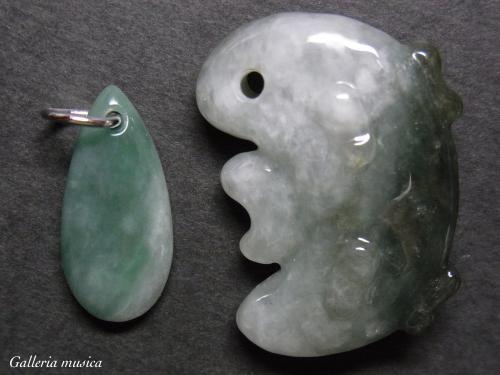 糸魚川翡翠とミャンマー翡翠を比較する