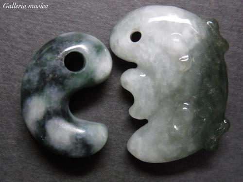糸魚川翡翠とミャンマー翡翠を比較する1