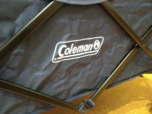 アルペン限定カラー コールマン アウトドアワゴンカート ネイビー紺色画像3