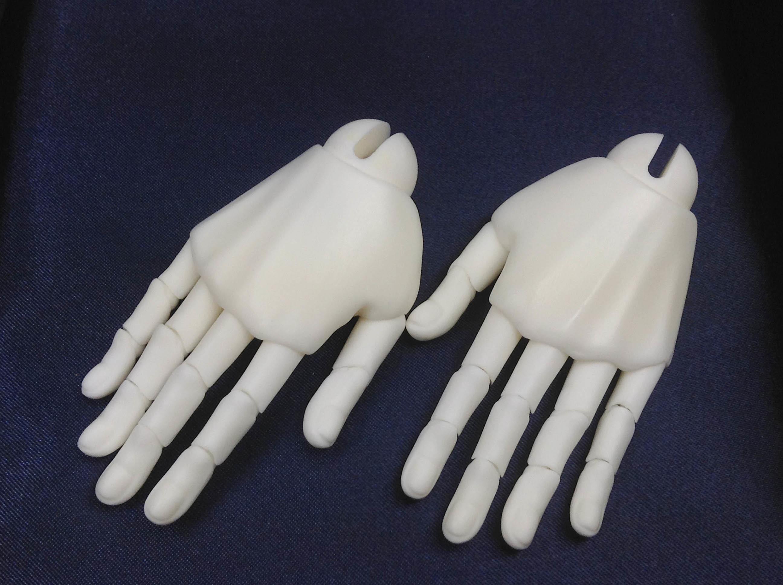 フル可動指男の子60cmDW01