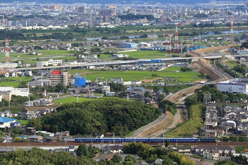 島本 高槻 風景 5400K