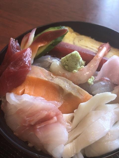 三川寿し 福仙 海鮮丼2