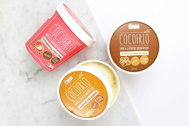 cocoflio ice cream