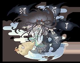 水着夜叉姫ちゃん
