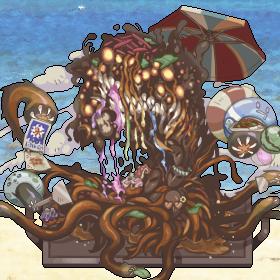 焼きそばビーチ! (2)