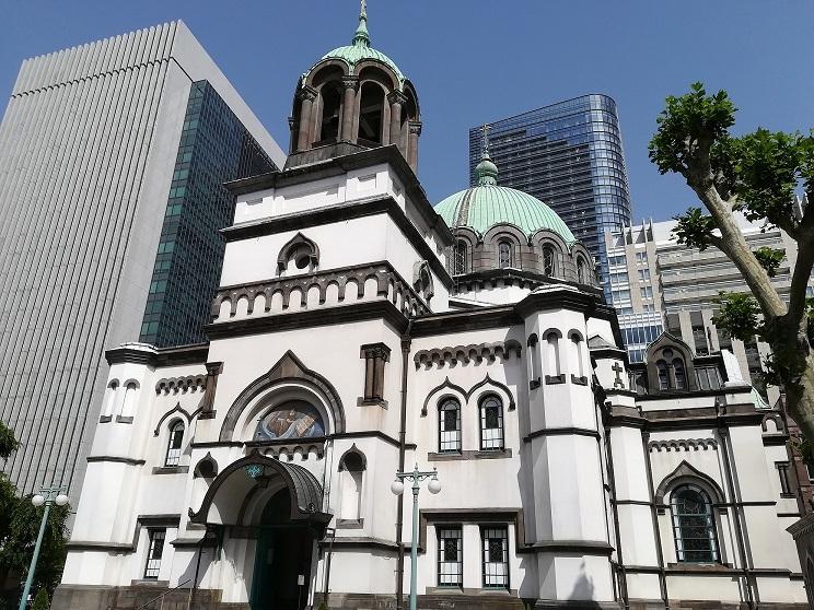 東京復活大聖堂1
