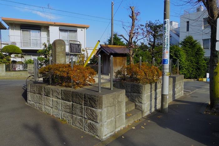 「平尾原経塚」