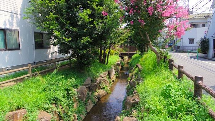 「千川上水」