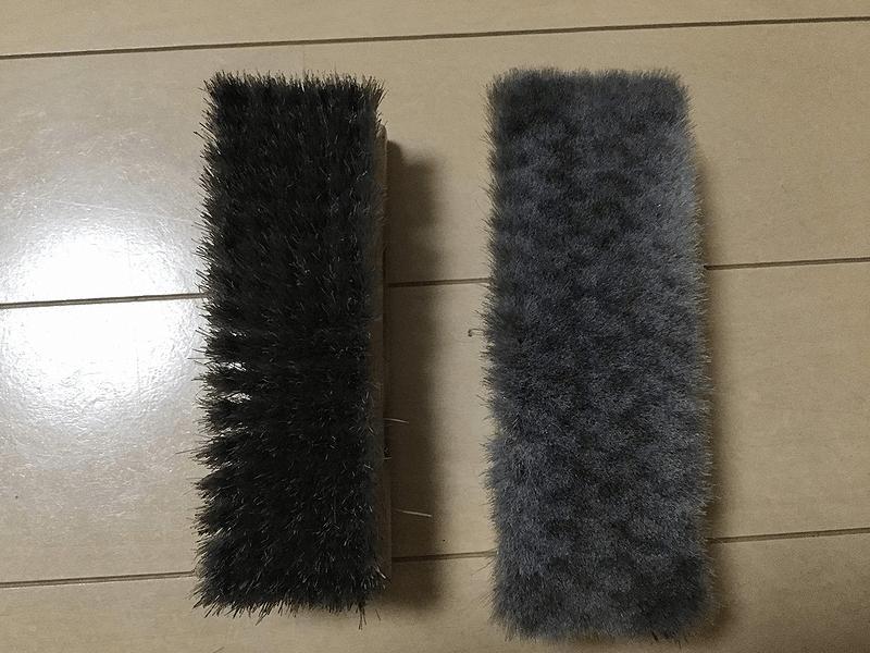 江戸屋靴磨き用ブラシ③