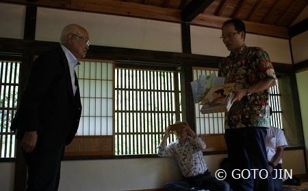 赤沢宿・油障子祭10