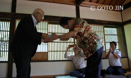赤沢宿・油障子祭11