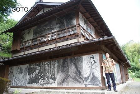 赤沢宿・油障子祭14