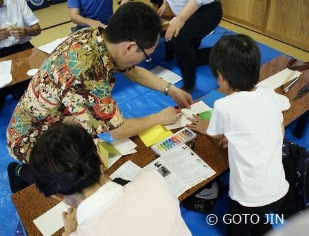 赤沢宿・油障子祭13