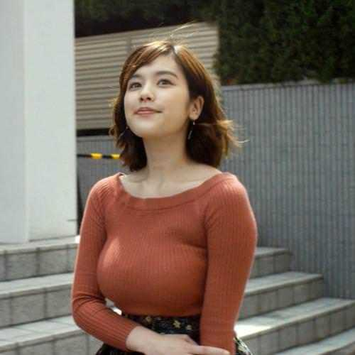 筧美和子ちゃん、乳があまりにもデカすぎる