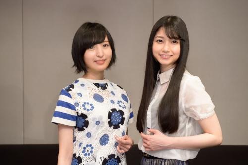 声優の佐倉綾音さんと雨宮天さん、アイドルより超美人すぎる